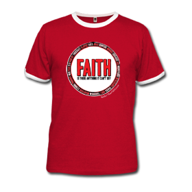 Anti-faith t-shirt